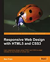 Responsive Web Design with HTML5 and CSS3 Front Cover