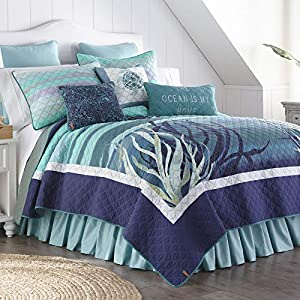 51xvByJBHeL._SS300_ Coastal Bedding Sets & Beach Bedding Sets
