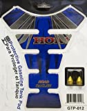 Yana Shiki USA GTP012 Blue/Black/Silver Tank Pad (Honda Rr)
