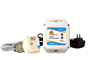 """Z-Wave 3/4"""" Valve Water Control Valve by Leak Intel, Z-Wave Plus, NSF Certified, USA MADE, 10 Year Manufacturer's Warranty"""