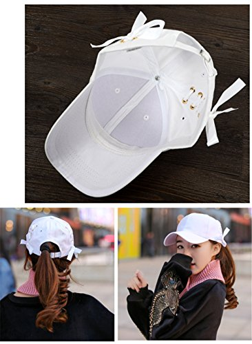 Amazon.com: BTBTAV Womens Personality of Female Fashion Lovers Baseball Cap Hat Winter Mens Casual All-Match Autumn Winter Youth Peaked Cap can be ...