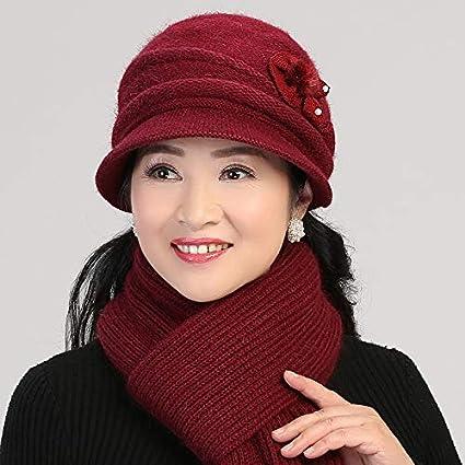 32ba7cc44496b Casquillo de los sombreros de moda Sombrero para damas