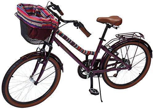 Mercurio Bicicleta Life R24, para Dam