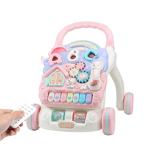 Andador de bebe Baby Walker Trolley Multifunción Walker Baby ...