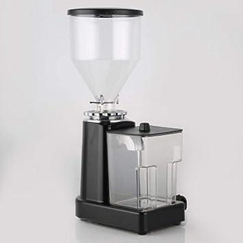 VATHJ Molinillos de café eléctricos Molinillo de molienda tipo italiano Molinillos de café para máquina de café: Amazon.es: Hogar