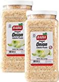 Badia Onion Flakes (Chopped) 3 lbs Pack of 2