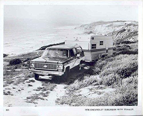 1976 Chevrolet Suburban Truck Photo Poster