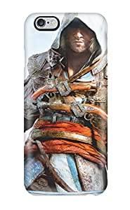 Jordyn Siegrist's Shop 8388315K10319956 New Arrival Cover Case With Nice Design For Iphone 6 Plus- Assassins Creed Black Flag
