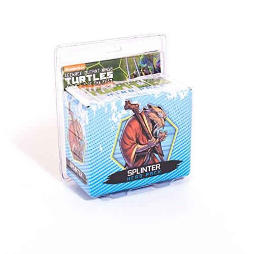 April O Neil Ninja Turtles (IDW Games Teenage Mutant Ninja Turtles: Splinter Hero Pack Accessory)