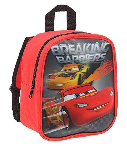Disney Cars Jungen Rucksack - rot Rot Hqq4W74U