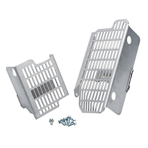 Flatland Racing Radiator Guards - Fits: KTM 105 SX 2004 by Flatland Racing