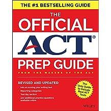The Official ACT Prep Guide, 2018 (Book + Bonus Online Content)