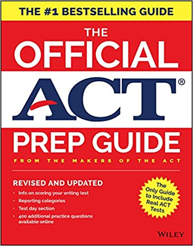 Amazon the official act prep guide 2018 official practice the official act prep guide 2018 official practice tests 400 bonus questions online 1st edition kindle edition fandeluxe Choice Image