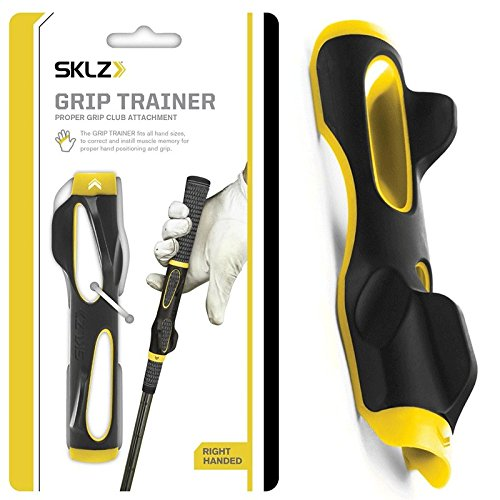 'NEW 2016' SKLZ GOLF GRIP TRAINING AID / IMPROVE YOUR GRIP =HIT STRAIGHTER SHOTS
