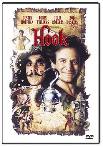 Amazon: Hook DVD Only $5 (Reg.