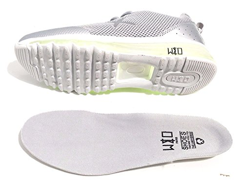 Chaussures Homme Wize & Ope Femme Sneaker Led Multicolore Gris Us17wo01