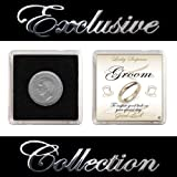 LUCKY SIXPENCE FOR GROOM WEDDING