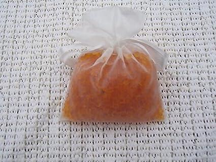 DGRPRODUCTS - Gel de sílice (100 g por Bolsa, 7 Bolsas), Color Naranja