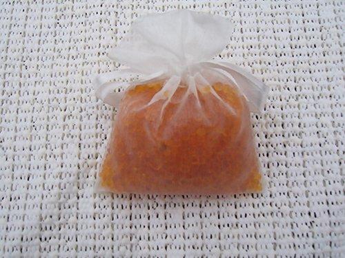 Dgrproducts Lot de 7 sacs de 100 g de gel de silice avec indicateur d'humidité