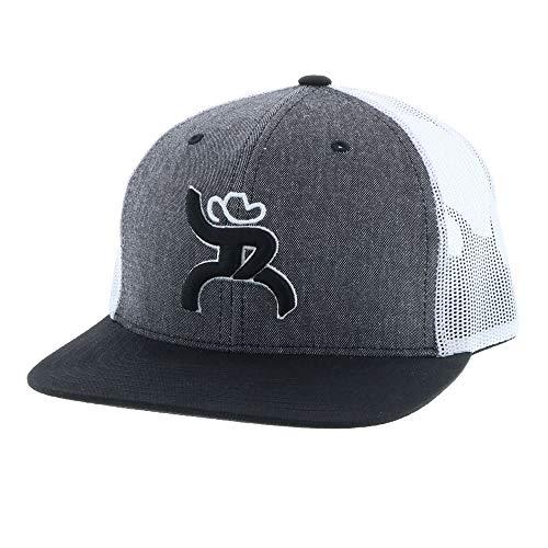 c4a6bbf4b0f Hooey Men s Hooey Maverick Trucker Cap Grey One Size