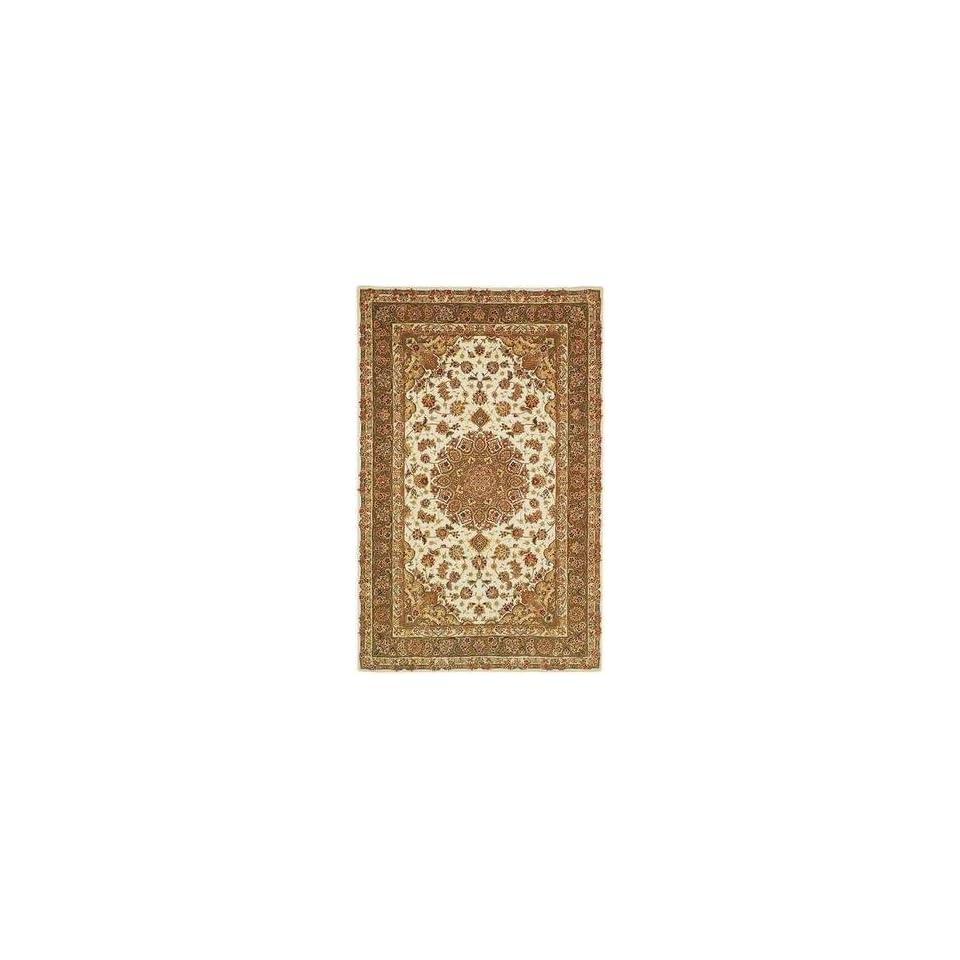 Safavieh   Persian Court   PC102B Area Rug   23 x 12   Ivory, Light