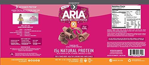 Designer Protein Aria