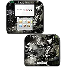 Metal Gear Solid 3 MGS Snake Eater Eva 3D Big Boss V Phantom Pain Video Game Vinyl Decal Skin Sticker Cover for Nintendo 2DS System Console