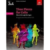 Time Pieces for Cello, Volume 3: Music through