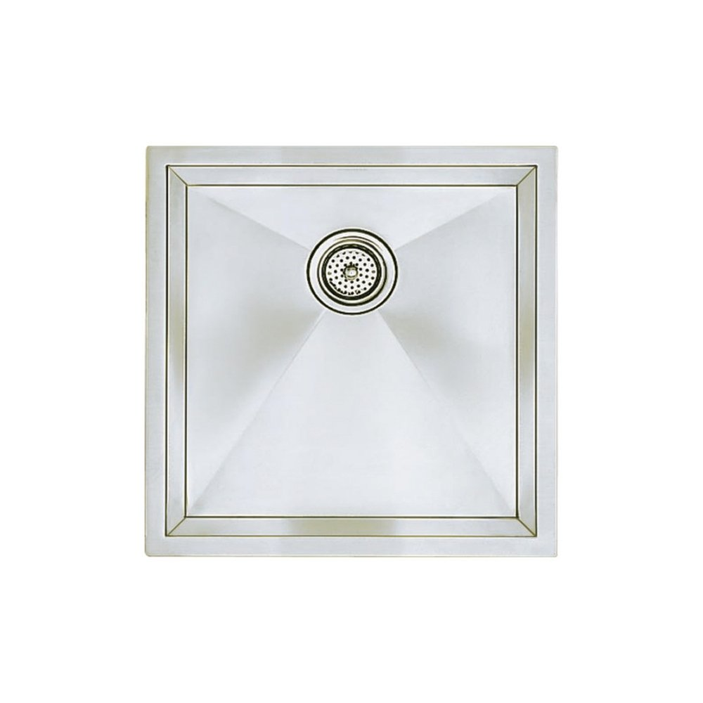 Blanco 516209 16 Inch Precision Large Single Bowl Undermount Sink,  Stainless Steel     Amazon.com