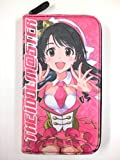 Idolmaster Cinderella Girls THE IDOLM @ STER round Long wallet purse Shimamura Uzuki