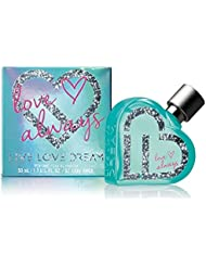Live Love Dream Love Always 1.7 Ounce Perfume Spray...