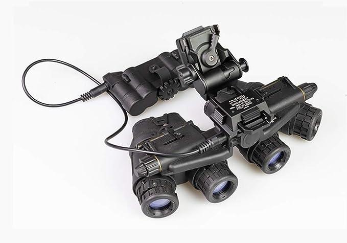 Airsoft Combat Helmet Tactical Protective Retractable Visor Goggles NVG CA-842G