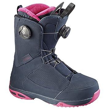 02b3d02fa766 Salomon Snowboards Kiana Focus Boa Snowboard Boot - Women s Black Pink