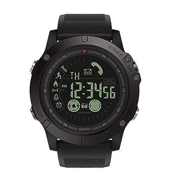 Montre Connectée Homme Sport Asiproper Smart Sport Montre Smartwatch Bluetooth Montre Intelligente Sport Tracker d