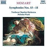 Symphonies 15-18