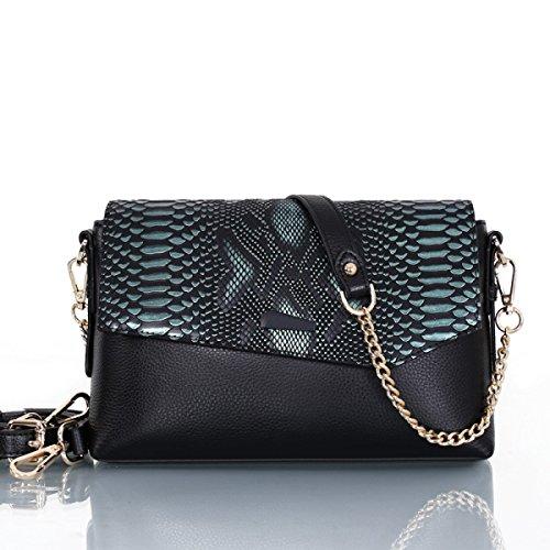 GSHGA Bolsos De Diseño Para Mujer Bolsos De Hombro Bolsos De Cuero Cadena De Moda Paquete,Figure2 Figure2