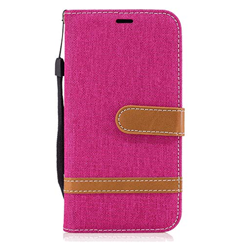 iPhone X Flip Case, Cover for iPhone X Leather Card Holders Wallet case Extra-Protective Business Kickstand with Free Waterproof-Bag Classical