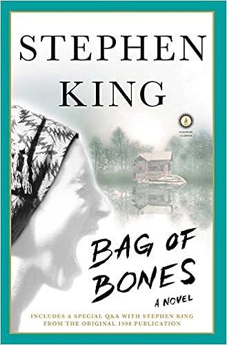 Amazon Fr Bag Of Bones Stephen King Livres