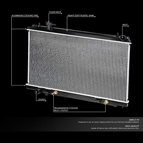Radiator DENSO 221-4404 fits 03-06 Nissan 350Z