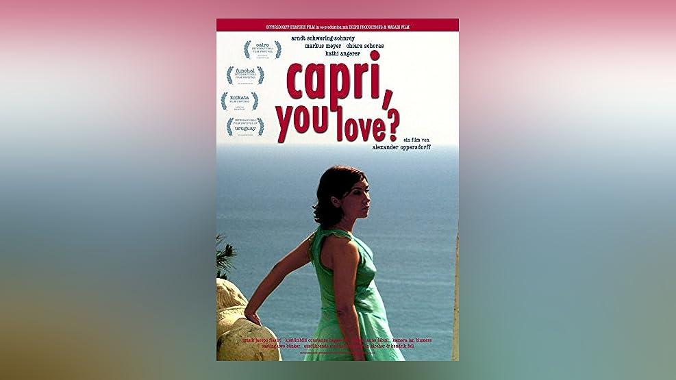 Capri, you love?