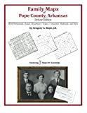 Family Maps of Pope County, Arkansas