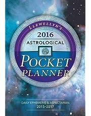 Llewellyn's 2016 Astrological Pocket Planner: Daily Ephemeris & Aspectarian 2015-2017 by Llewellyn (2015-07-08)