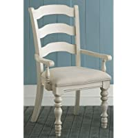 Ladder Back Arm Chair - Set of 2