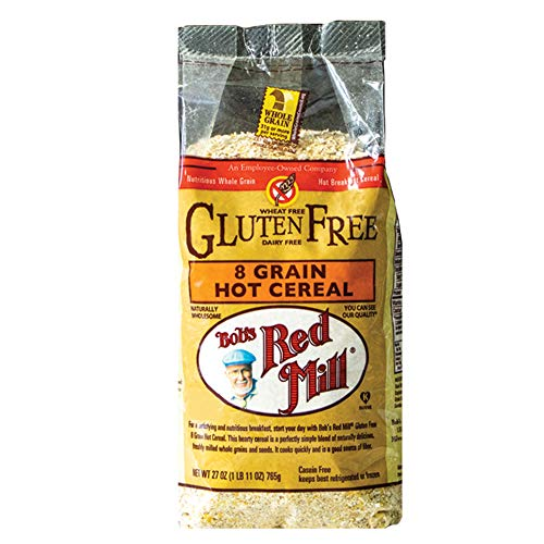 (Bobs Red Mill Cereal 8 Grain Gluten Free, 27 oz )