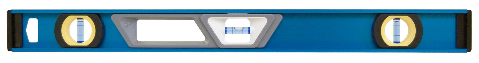 EMPIRE LEVEL EM55.24 TRUE BLUE MAGNETIC I-BEAM LEVEL, 24 IN. 1/EA by Empire Level