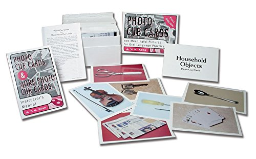 Photo Cue Cards by AliMed