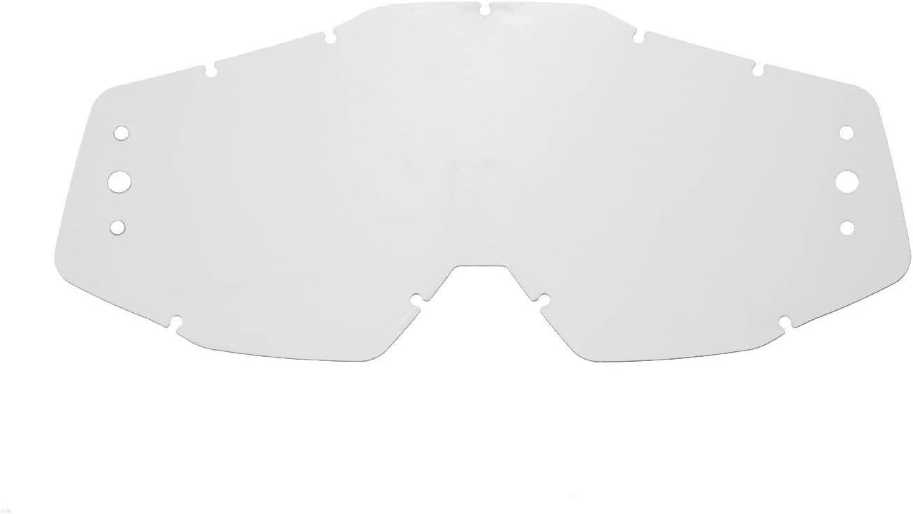 Accuri SeeCle 41S204 lenti roll off fum/è compatibile con maschera 100/% Racecraft Strata
