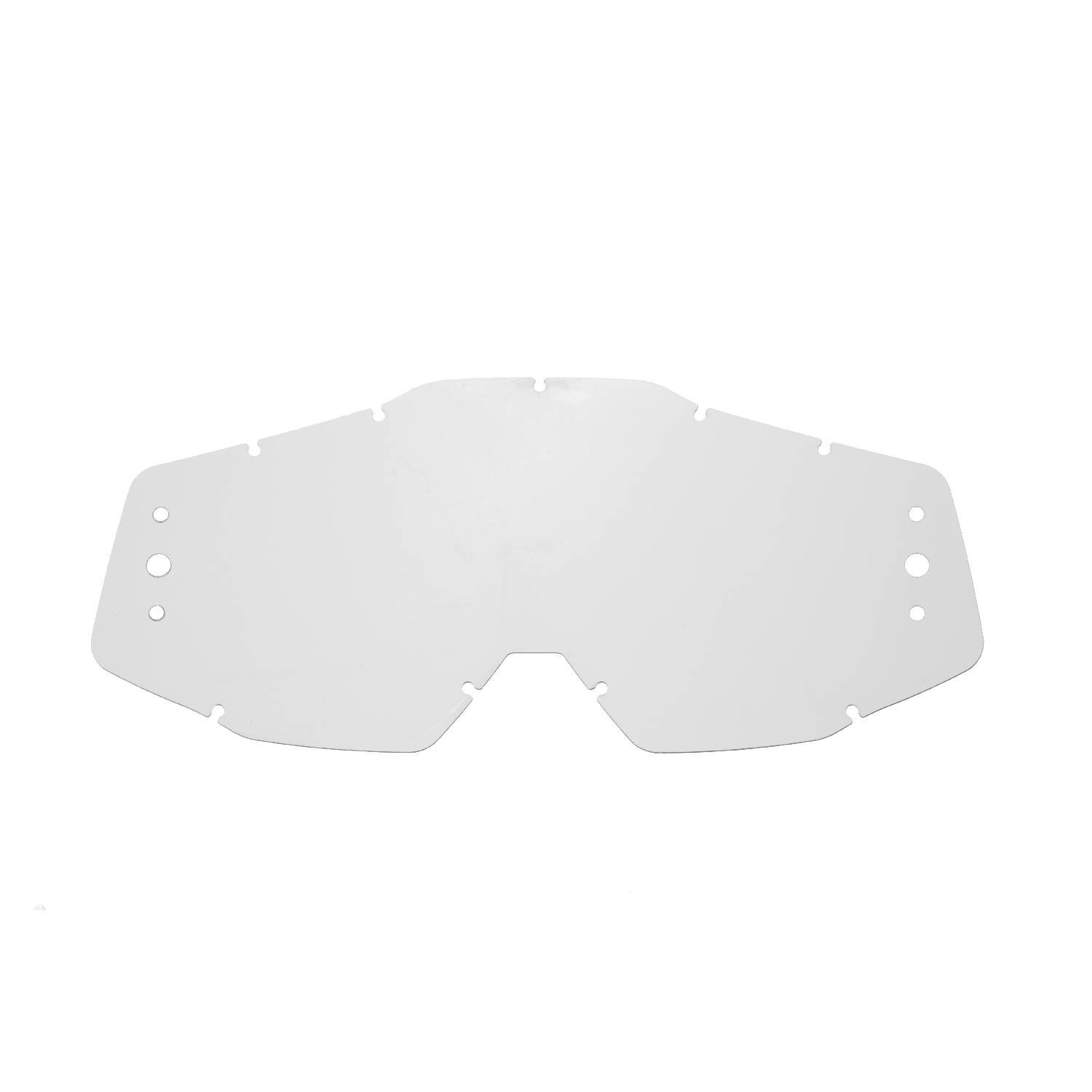 SeeCle 41S202 roll off lenses with clear lenses compatible with 100/% Racecraft//Strata//Accuri mask