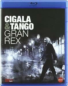 Cigala & Tango [Blu-ray]