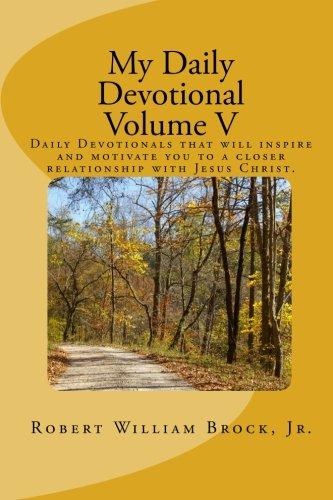 Read Online My Daily Devotional Volume V PDF